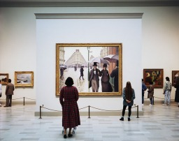 The Flâneur, From Impressionism to the Present