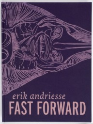 Fast Forward, Graphic art and monoprints by Erik Andriesse
